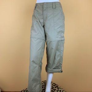 Koppen convertible rollup cargo pants shorts